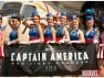 Check Out Captain America's USO Girls!