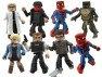 Full Lineup for The Amazing Spider-Man Minimates Revealed