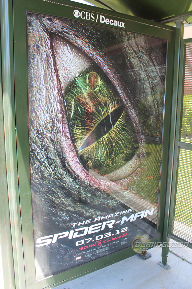 The Lizard Gets His Own Amazing Spider-Man Poster ...