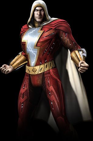 captain marvel injustice