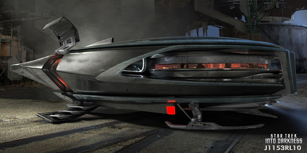 Star Trek Into Darkness Behind-the-Scenes Clip and Concept Art ...