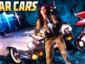 Star Cars is Back with a Ghostbusters Ectomobile Double Feature