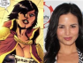 Spartacus' Katrina Law Cast as Nyssa al Ghul in Arrow
