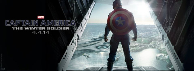 Teaser for Captain America: The Winter Soldier Super Bowl Spot Debuts