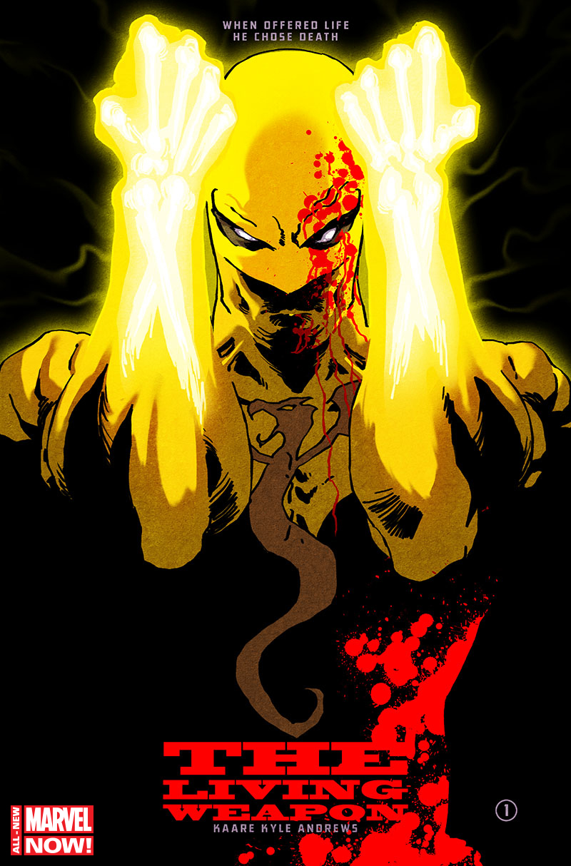 New iron fist