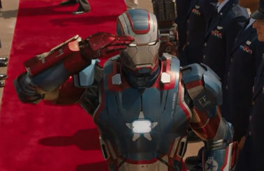 President Obama Makes Tongue-in-Cheek Iron Man Announcement