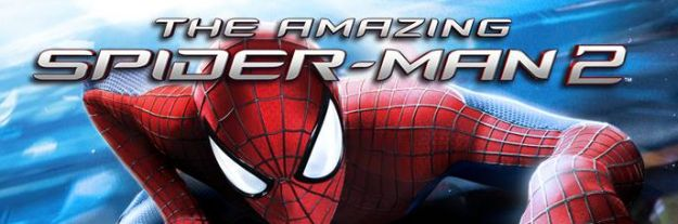 amazing spider man game banner