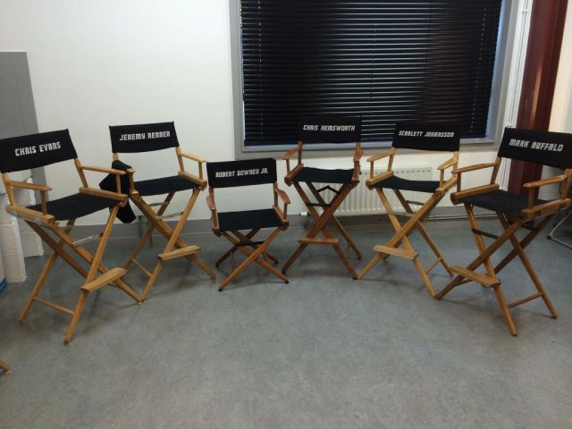 RDJ chairs