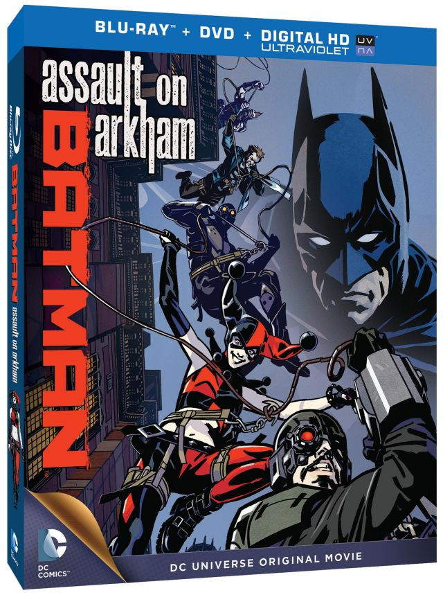 Release Date and Bonus Features for Batman: Assault on Arkham Revealed