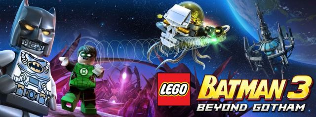 Get a First Look at Cyborg in LEGO Batman 3: Beyond Gotham!