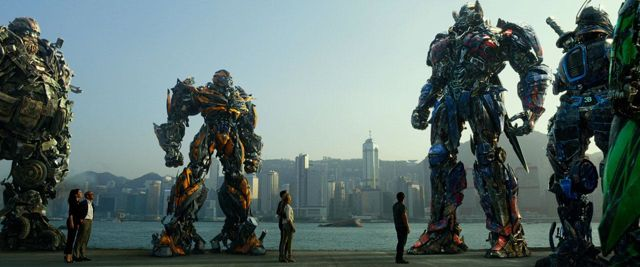 Transformers tops domestic box office and continues to be big in china superherohype - Transformers 2 box office ...
