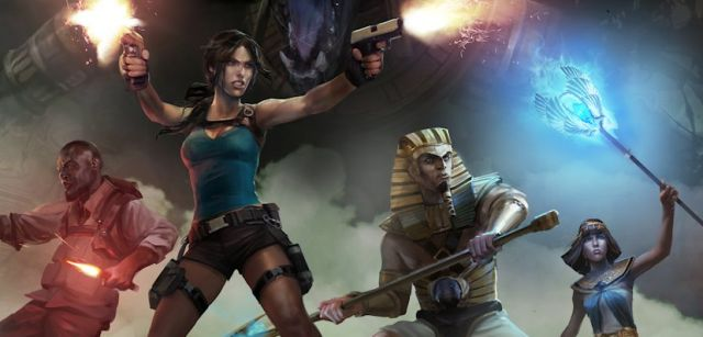 New Video Shows off the Co-op Mayhem in Lara Croft and the Temple of Osiris