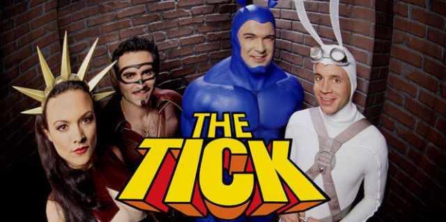 the tick header