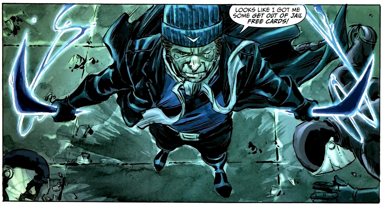 Captain Boomerang Heads to The CW's Arrow - SuperHeroHype