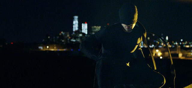 Two More Trailers for Marvel's Daredevil Debut