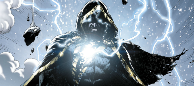 Dwayne Johnson Teases His Take on Black Adam in Shazam, Plus DC Connections