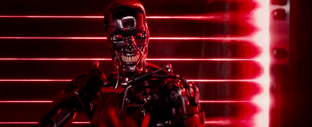 The New Terminator Genisys Poster is Here