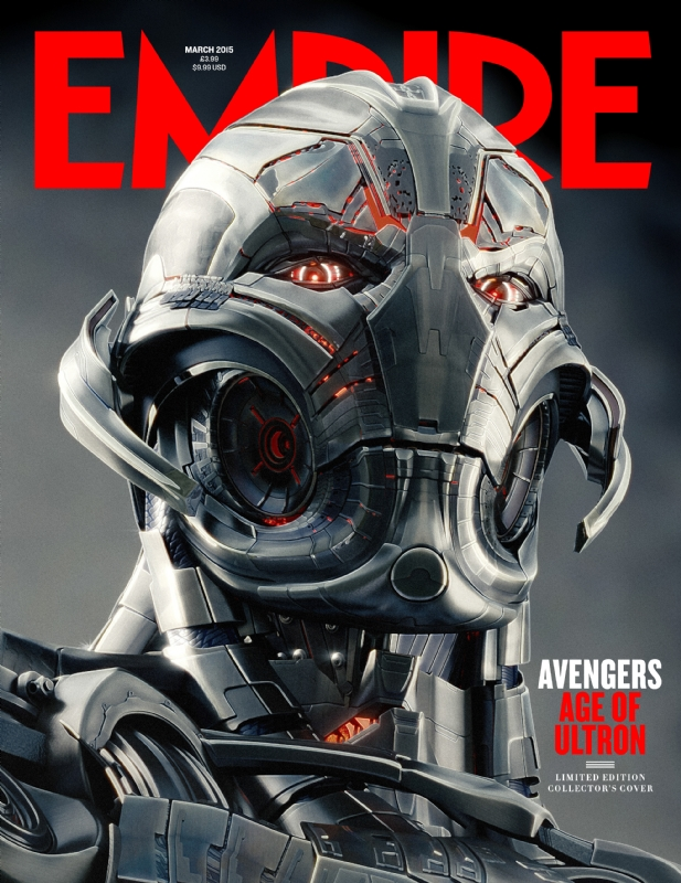 The avengers assemble in empire s age of ultron cover superherohype
