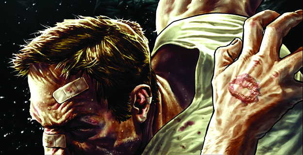 Fight Club 2 Dark Horse Comics May 2015 Solicitations
