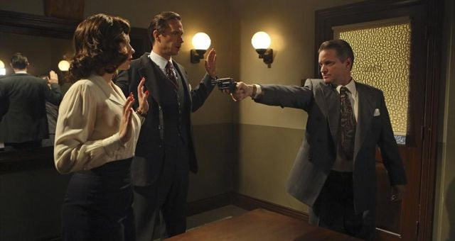 HAYLEY ATWELL, JAMES D'ARCY, SHEA WHIGHAM