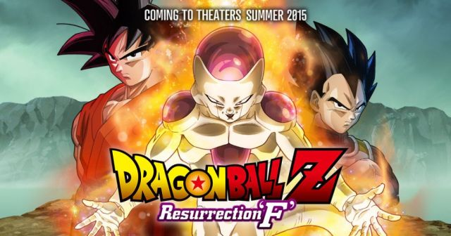 Dragon Ball Z: Resurrection F Coming to North American Theaters in August.