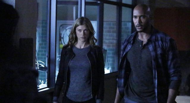 ADRIANNE PALICKI, HENRY SIMMONS