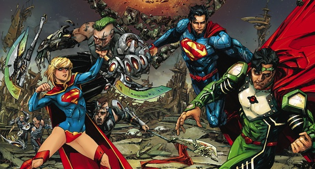 July 2015 DC Comics Solicitations