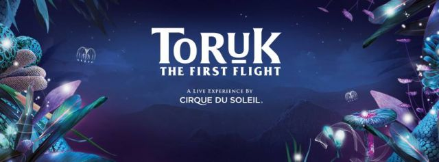 Cirque du Soleil Reveals Avatar-Inspired Touring Show