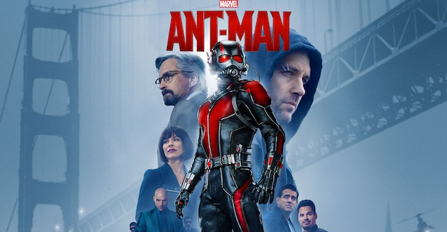 Marvel Studios has released a new Ant-Man clip.