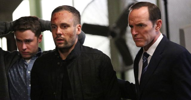 IAIN DE CAESTECKER, NICK BLOOD, CLARK GREGG