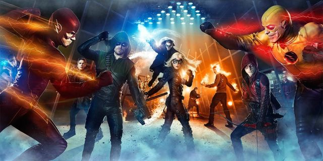 Captain Cold and Heat Wave Enter the Fray in New Posters