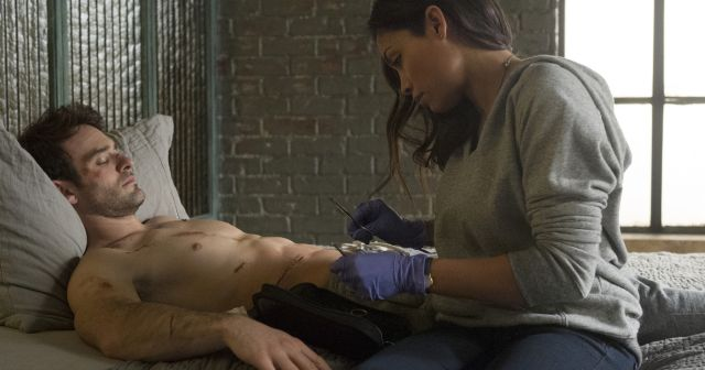 Rosario Dawson Returning for Season 2 of Marvel's Daredevil, Plus Other Netflix Shows