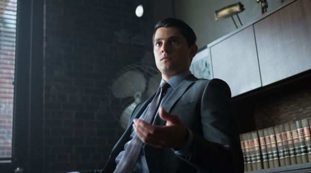 Nicholas D'Agosto Upgraded to Series Regular for Gotham Season Two