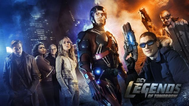Witness the Evolution of Heroes in Stylized Arrow, The Flash and Legends of Tomorrow Trailer