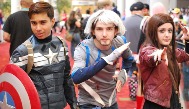 First Round of Cosplay Photos from Atlanta's MomoCon