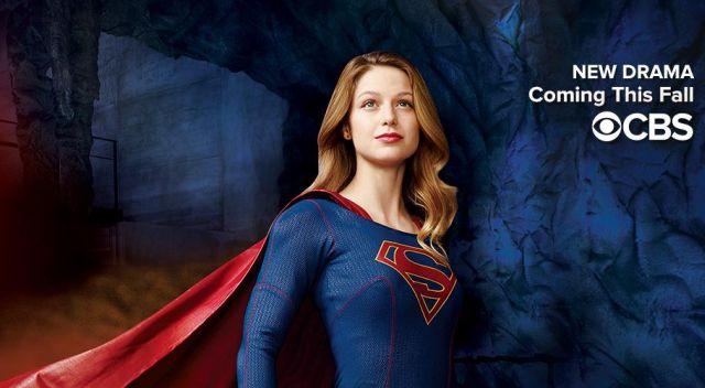 Supergirl Promo – The CBS Series is Here to Save the Day