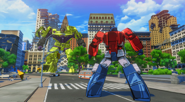 Transformers: Devastation Trailer Shows Off the Characters' Special Abilities.