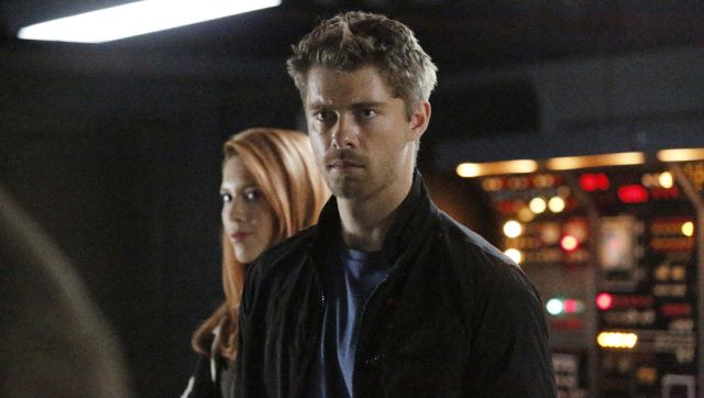 Luke Mitchell Promoted to Series Regular for Marvel's Agents of SHIELD