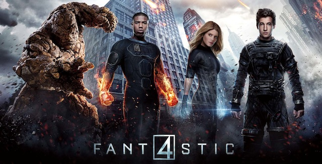 Fantastic Four Receives Five Razzie Awards Nominations.
