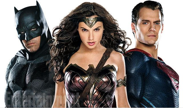 Batman v Superman Photos - A Look at the 2016 Dawn of Justice