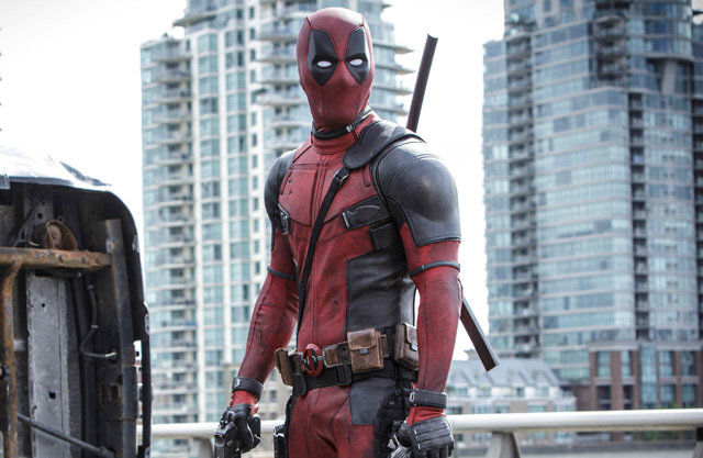 SuperHeroHype Visits the Set of the Deadpool Movie