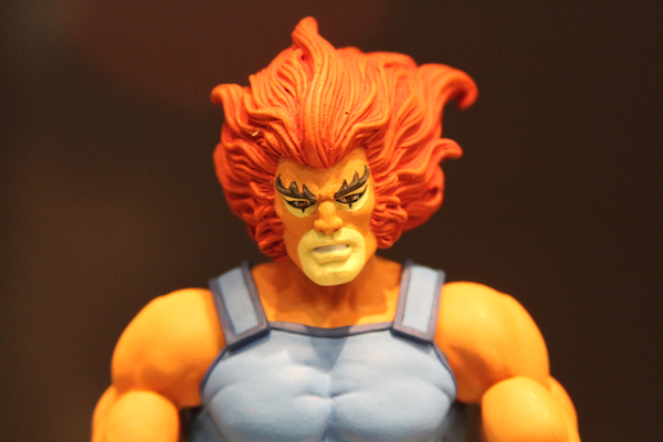 New Thundercats Figures Unveiled by Mattel