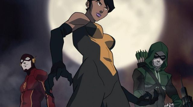 Trailer for CW Seed Animated Series Vixen Debuts