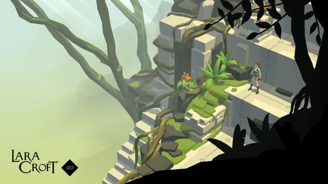 Lara Croft Go Launch Trailer Shows off the Mobile Puzzle Game