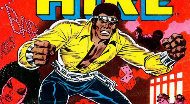 Meet the Marvel's Luke Cage series cast and catch the new Marvel Cinematic Universe series when it debuts on Netflix in 2016, following the upcoming Jessica Jones.