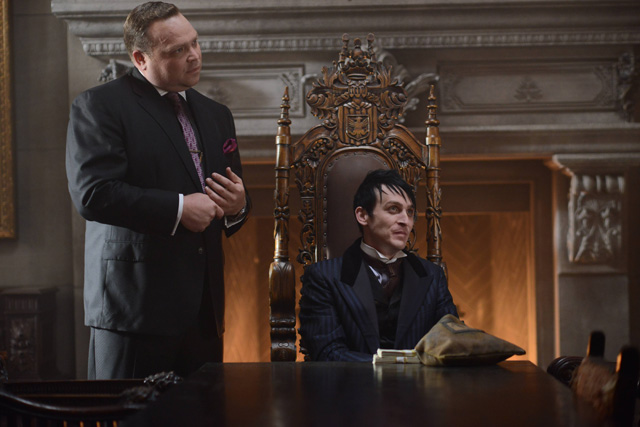 Gotham Episode 2.01 Recap and a Season Preview.