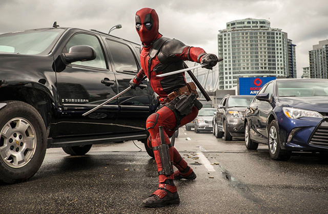 Deadpool and Wolverine Part of New IMAX and Fox Deal