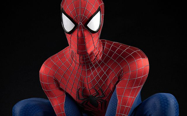 Spider-Man Swings Into DisneyLand this November!