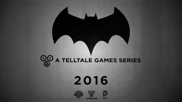 Telltale Games Developing Batman Video Game for 2016 Release.