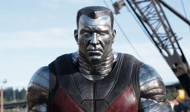 Colossus Causes Chaos in New Deadpool TV Spot.